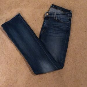 7 For Mankind The Skinny Bootcut Jeans